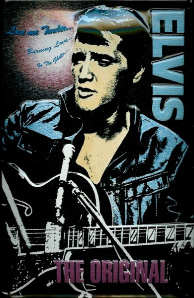 Blechschild Nostalgieschild Elvis Presley The Original Filmplakat