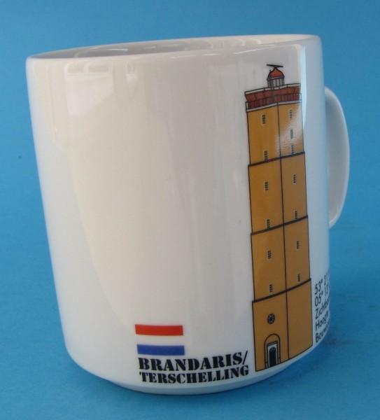 Leuchtturm Becher Terschelling Holland Niederlande