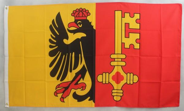 Flagge Fahne : Genf / Geneva