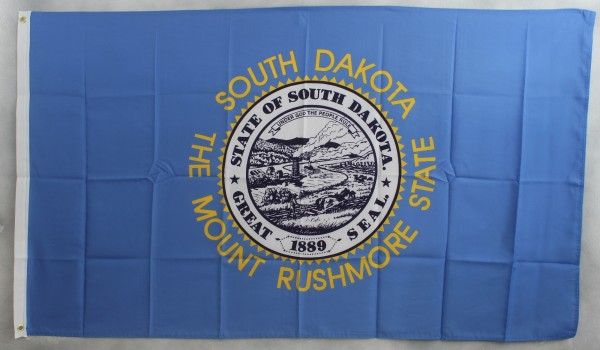 Flagge Fahne : South Dakota