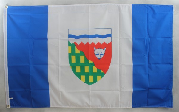 Flagge Fahne : North West Territories Kanada