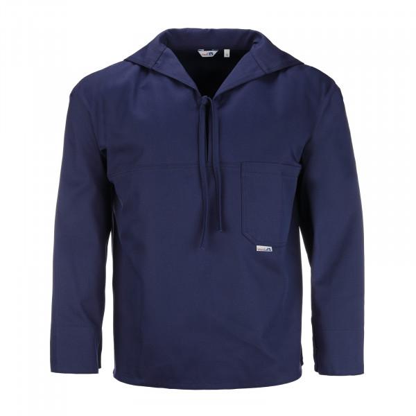 Freizeithemd marineblau von Modas alle Größen