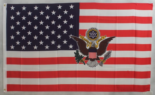Flagge Fahne : USA President Sternenbanner SONDERPOSTEN