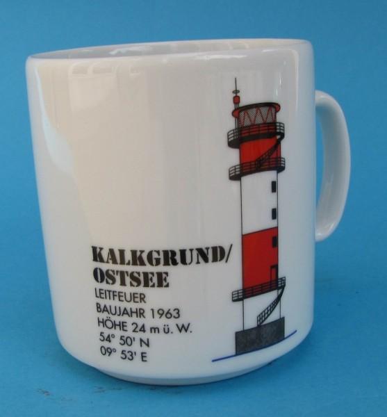 Leuchtturm Becher Kalkgrund / Ostsee *