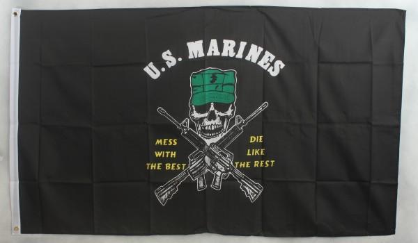 Flagge Fahne : US Marine Corps