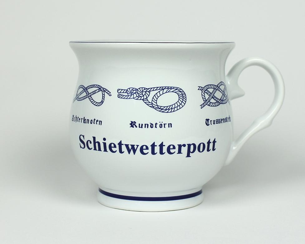 Kaffee-Pott Mug Kaffeebecher Welcome On Board Marine Business einzeln