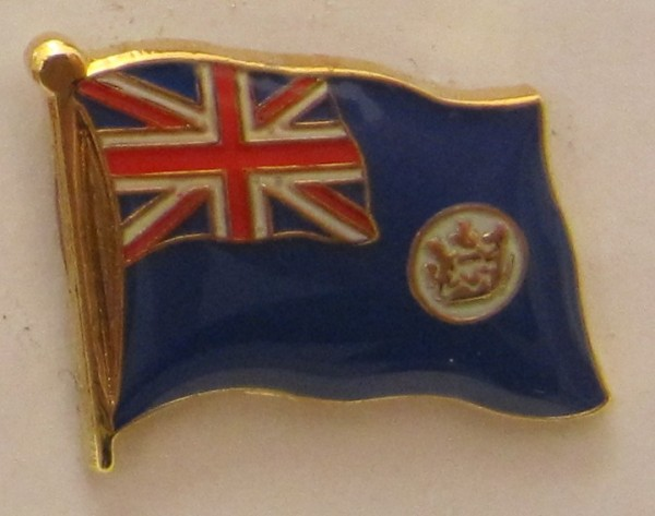 Hong Kong alt vor 1997 Pin Anstecker Flagge Fahne Nationalflagge