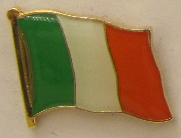 Pin Anstecker Flagge Fahne Irland Nationalflagge Flaggenpin Button Badge Flaggen Clip Anstecknadel