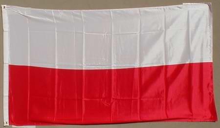 Flagge Fahne Polen 90x60 cm