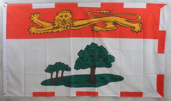 Flagge Fahne : Prince Edward Island Kanada