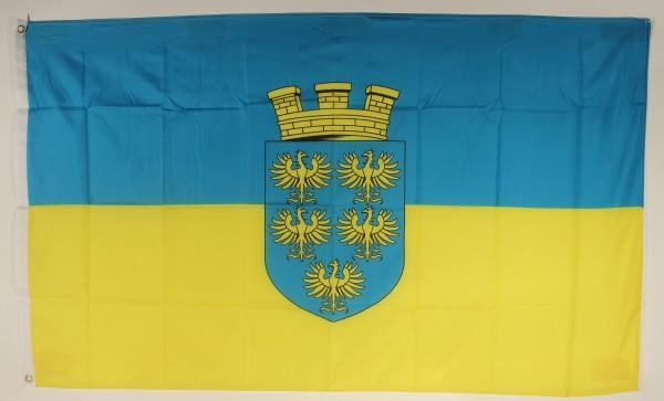 Flagge Fahne : Niederösterreich Nieder Österreich