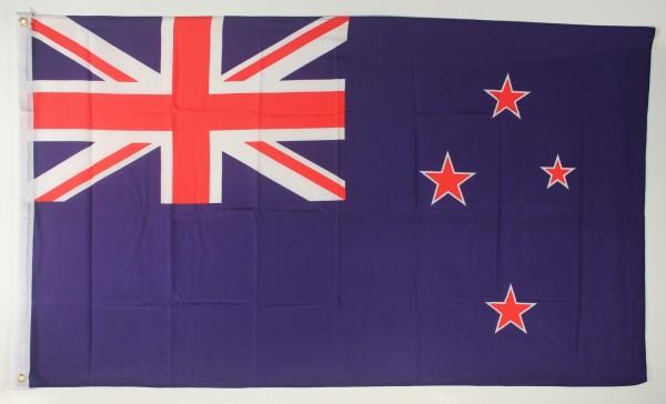 Neuseeland Flagge Großformat 250 x 150 cm wetterfest