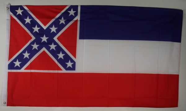 Flagge Fahne : Mississippi