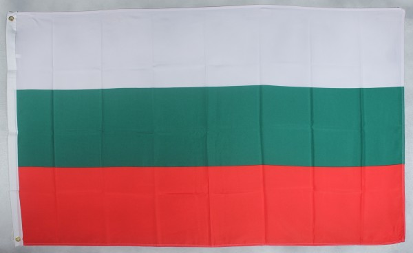 Flagge Fahne : Bulgarien Nationalflagge Nationalfahne