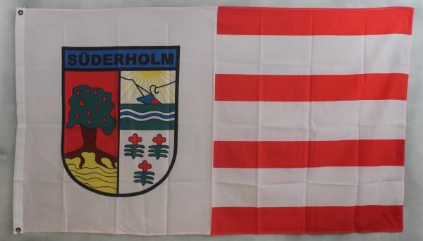 Flagge Fahne Süderholm