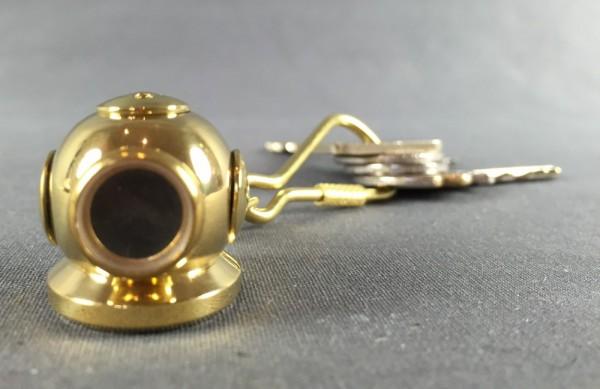 Schlüsselanhänger Taucherhelm