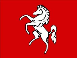 Flagge Fahne : Kent England