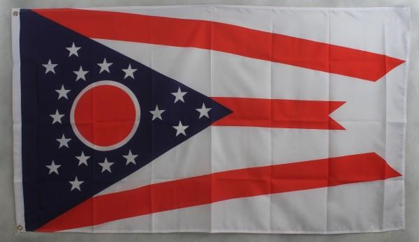 Flagge Fahne : Ohio