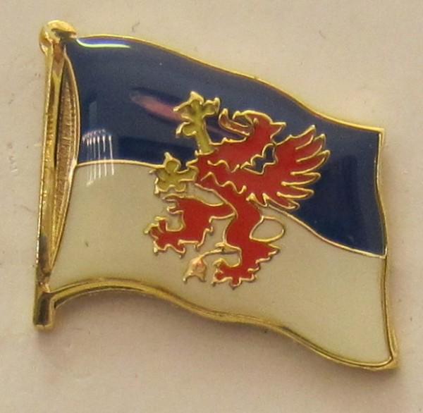 Pin Anstecker Flagge Fahne Pommern