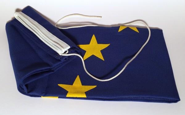 Flagge Europa Querformat 80x100cm Spunpolyester