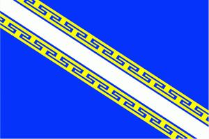 Flagge Fahne : Champagne - Ardenne (Region) Frankreich