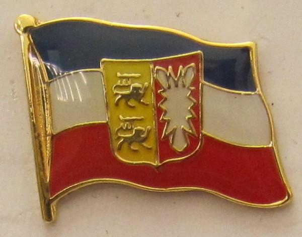Pin Anstecker Flagge Fahne Schleswig Holstein