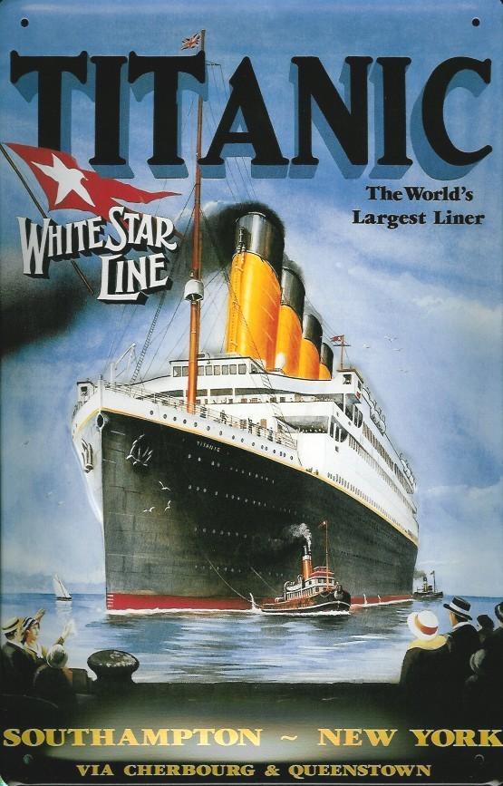 reederei titanic