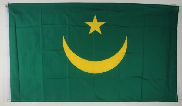 Flagge Fahne : Mauretanien Nationalflagge Nationalfahne