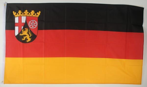 Rheinland-Pfalz Flagge Großformat 250 x 150 cm wetterfest
