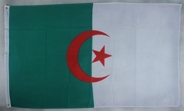 Flagge Fahne Algerien 90x60 cm